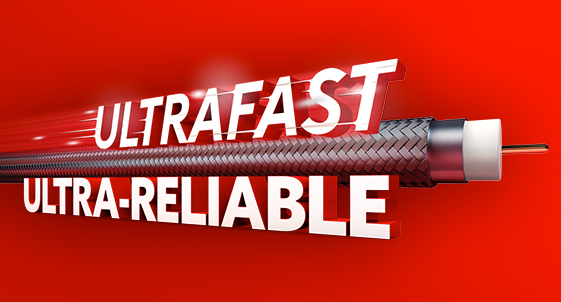 Ultrafast Virgin Fibre