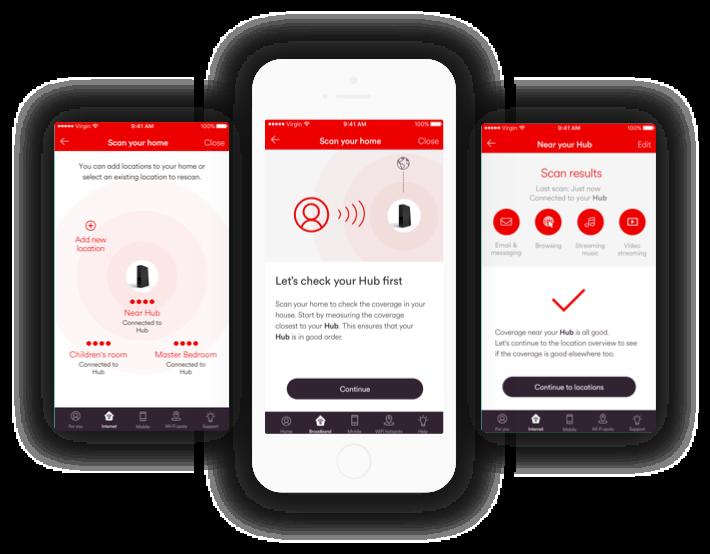 Virgin Media Connect App | Virgin Media