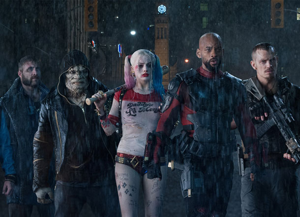The best Easter eggs in Suicide Squad
