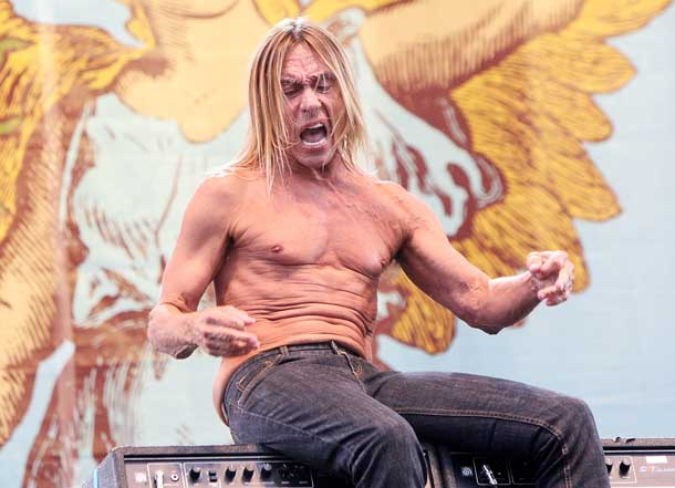 Iggy Pop's 10 craziest duets
