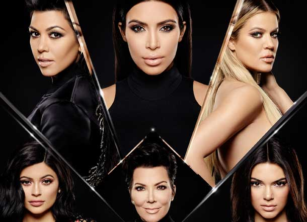 Catch up on Keeping Up With The Kardashians
