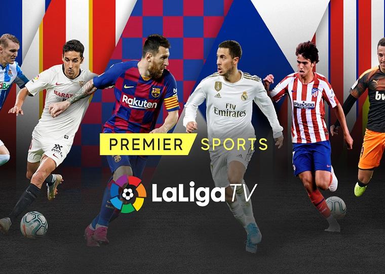 LaLigaTV launches on Virgin Media