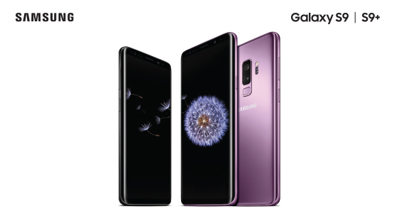 Samsung Galaxy S9 from £31 a month with no upfront cost