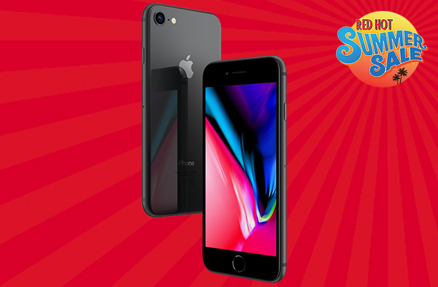 Get the incredible iPhone 8 from just £27 a month