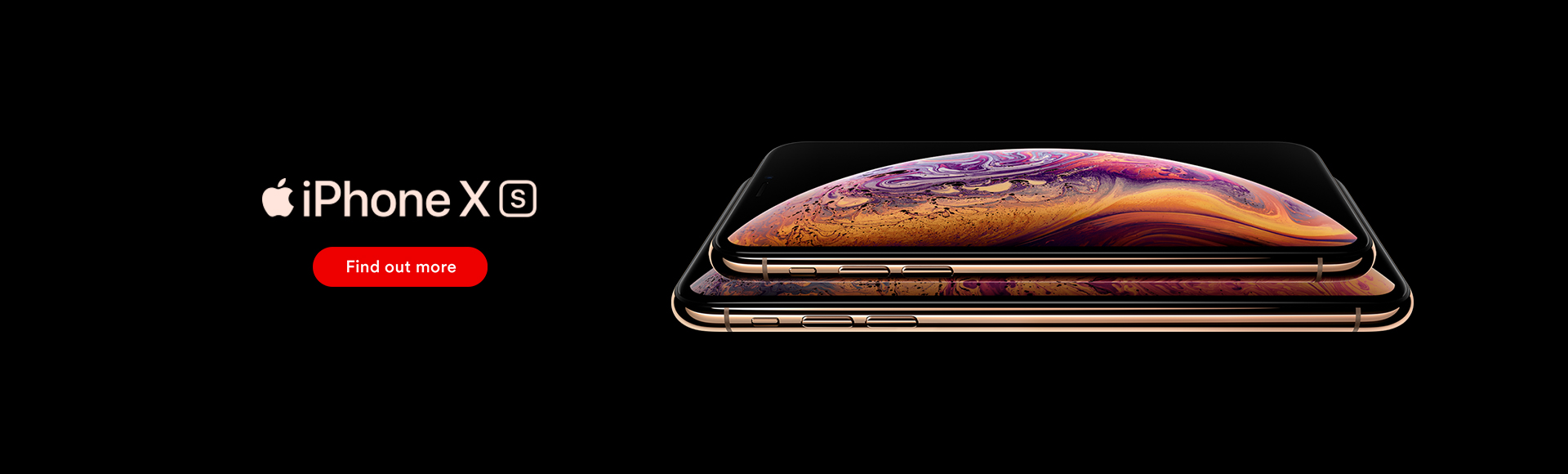 iPhone Xs - Find out more