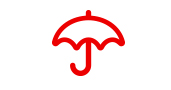 small umbrella icon