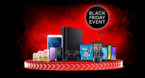 Black Friday Deals straight from the Virgin Mobile HotHouse