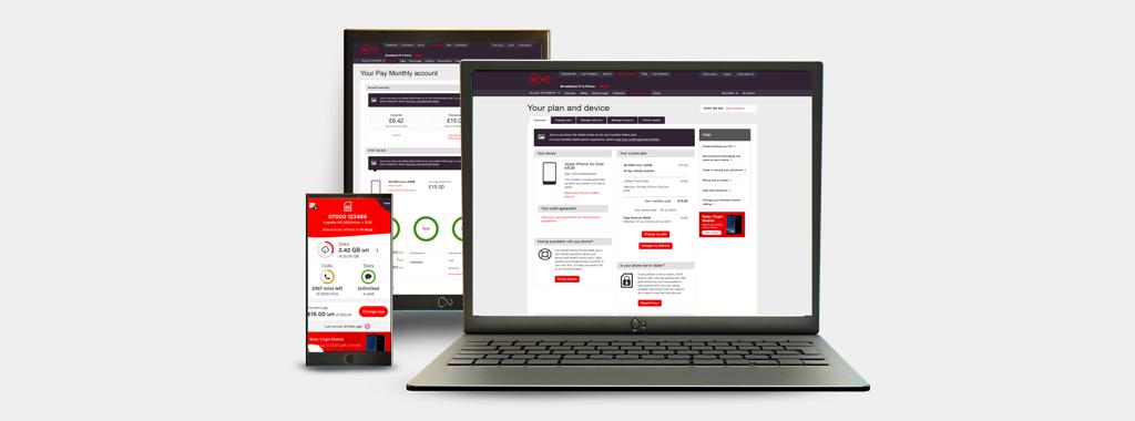 Virgin Mobile New Customer   Set Up Your Account   Virgin Media