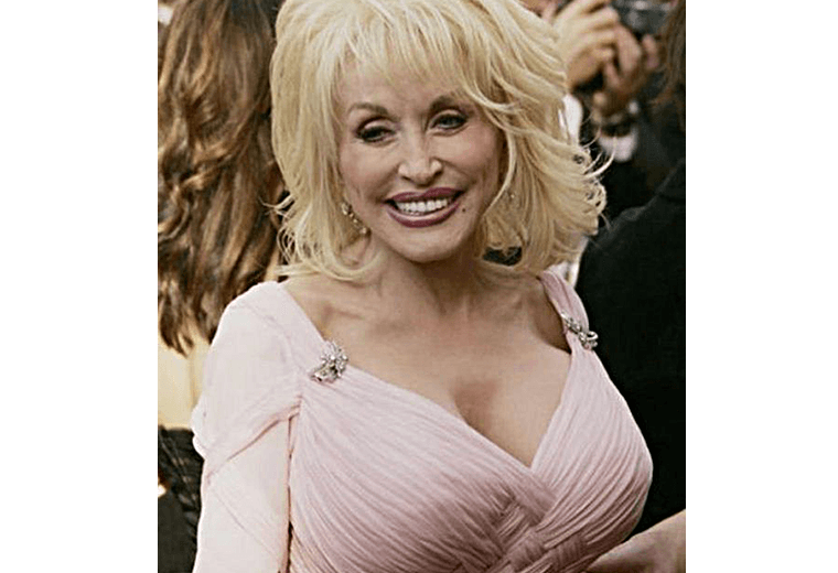 Dolly Parton, known for two big things - her music and her theme park.