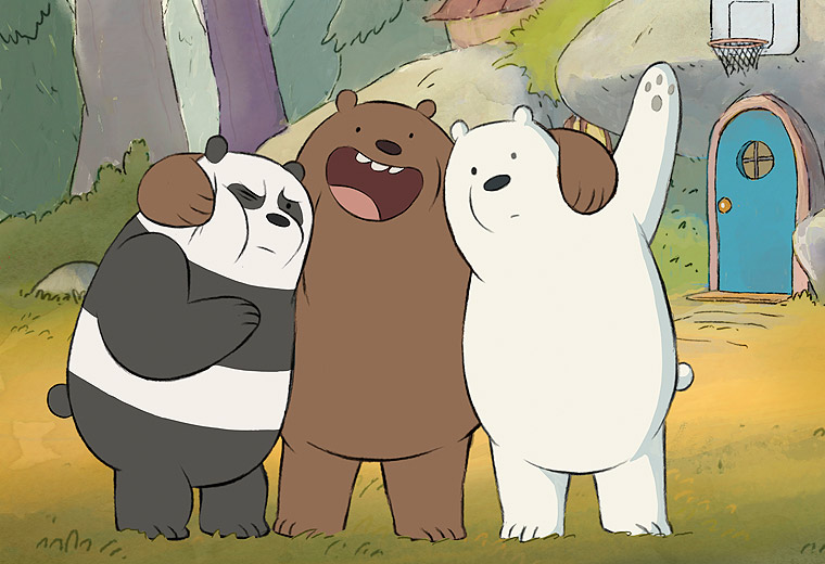Why everyone needs to watch We Bare Bears