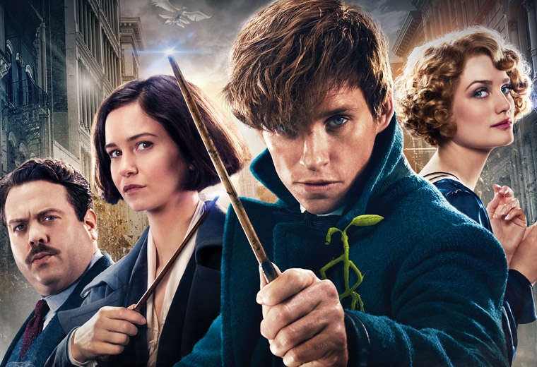 Fantastic Beasts: Who knows who?