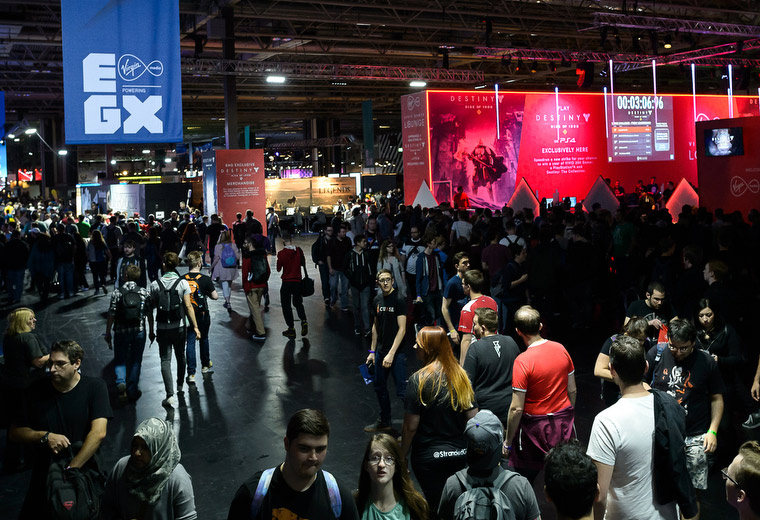 EGX turns 10 - grab your half-price tickets now!