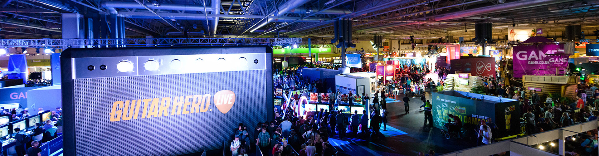 Top 6 things you have to see at EGX
