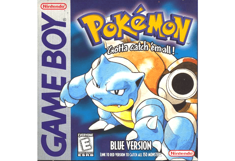 Pokemon Red/Blue (GameBoy)
