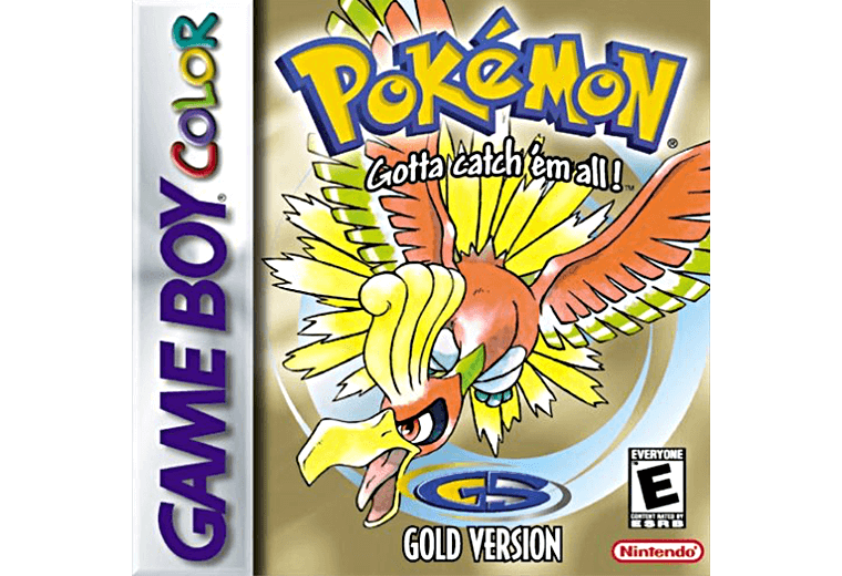 Pokémon Gold/Silver (Gameboy)