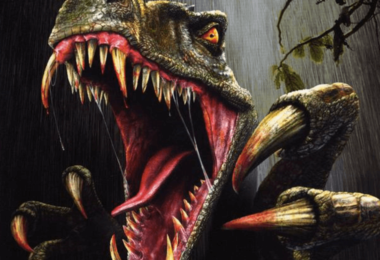 A Turok: Evolution dinosaur
