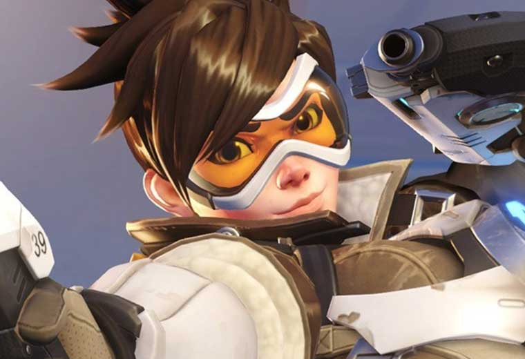 Is Overwatch teasing us with a new hero?