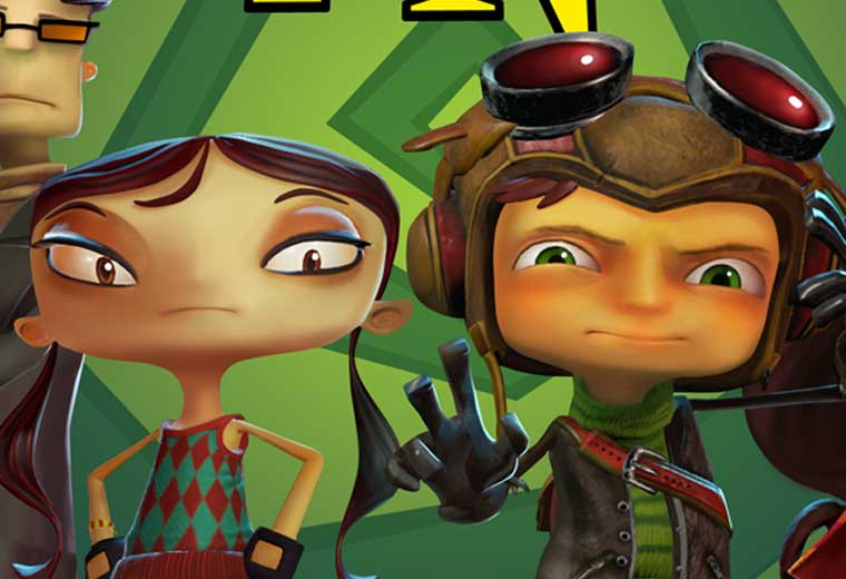 New footage for Psychonauts 2 released