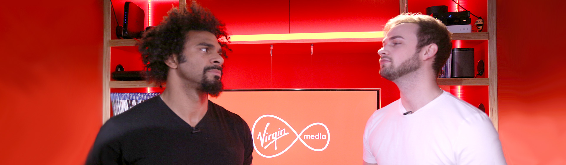 VIVID Gamer Challenge: Exclusive David Haye & Ali-A Q&A