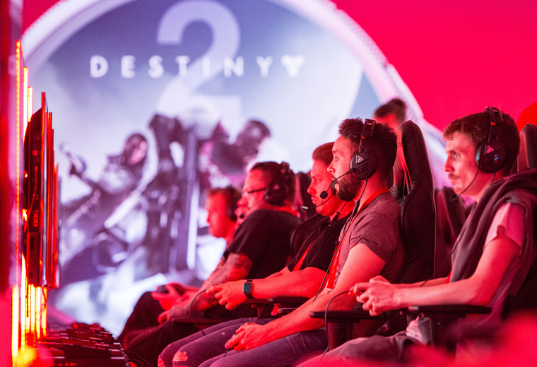 Virgin Media will be giving Guardians a Destiny 2 experience to remember at the UK's biggest gaming event, EGX, with 4K gaming, an immersive environment and a host of special guests.
