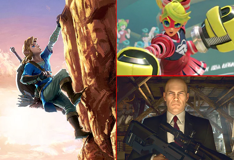 The best video games of 2017 so far