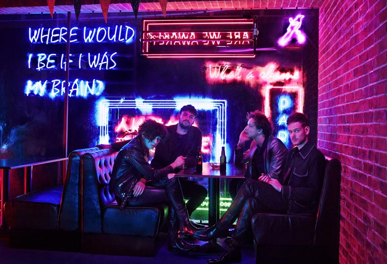 Review: Are The 1975 our new biggest band?