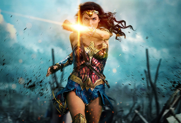 10 things you didn't know about Wonder Woman