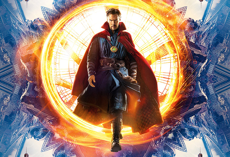 Doctor Strange magics on to Virgin Movies