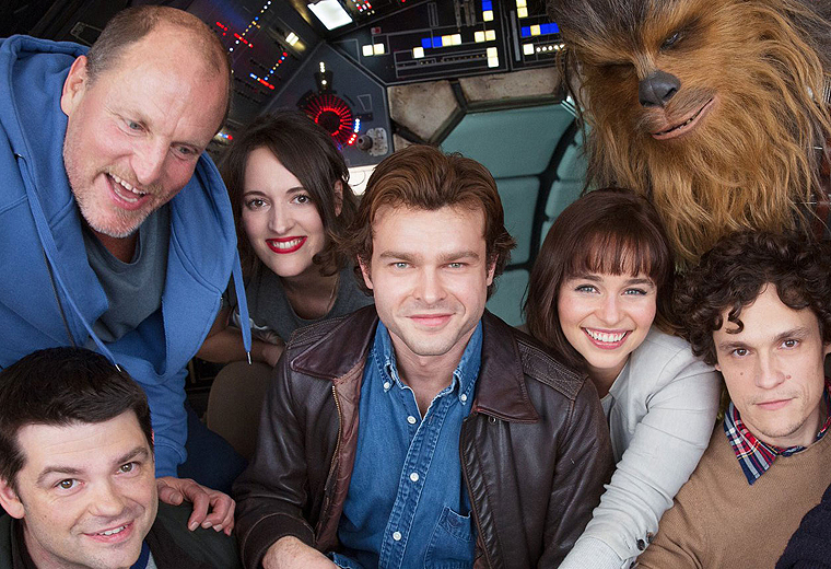 Star Wars: Han Solo loses direction