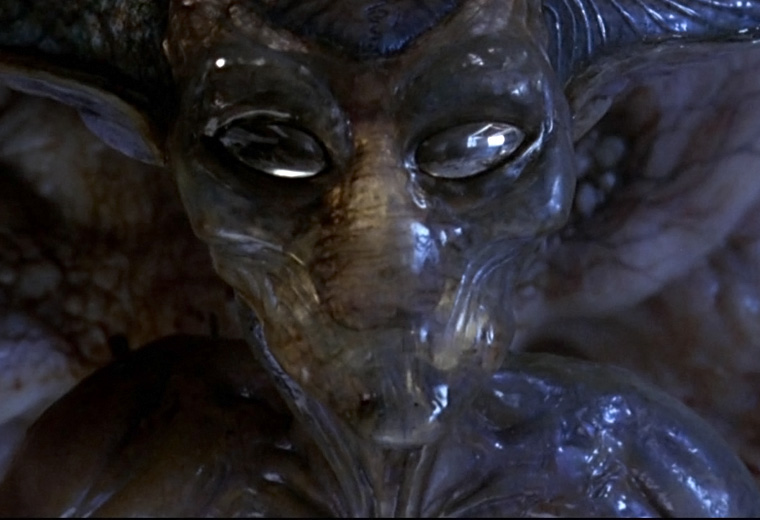 Alien races who tried to enslave humanity