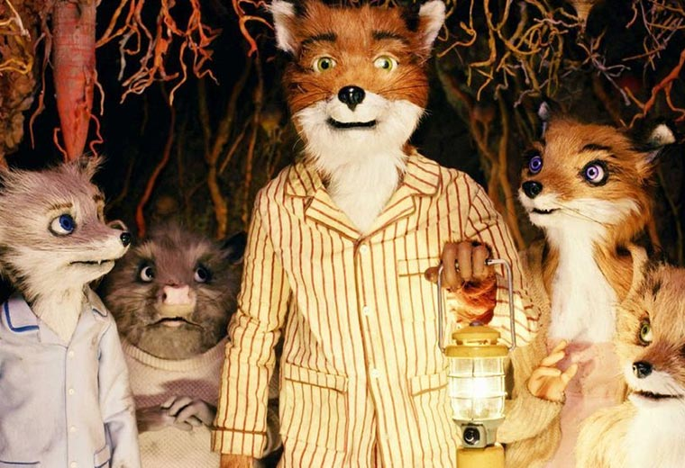 Fantastic Mr Fox (2009)