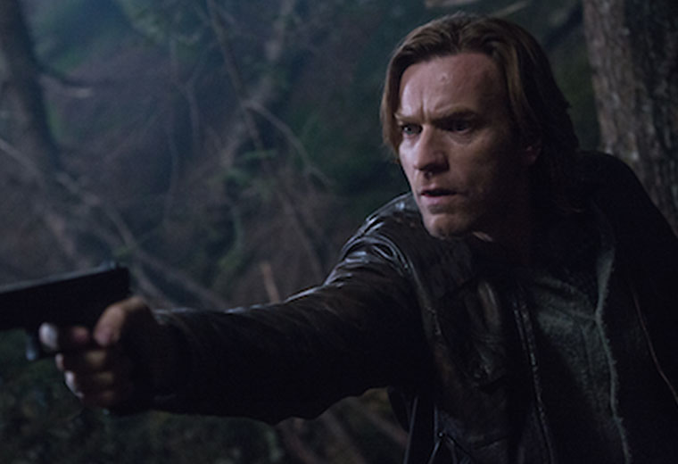 Ewan stars as Perry Makepeace in Our Kind Of Traitor