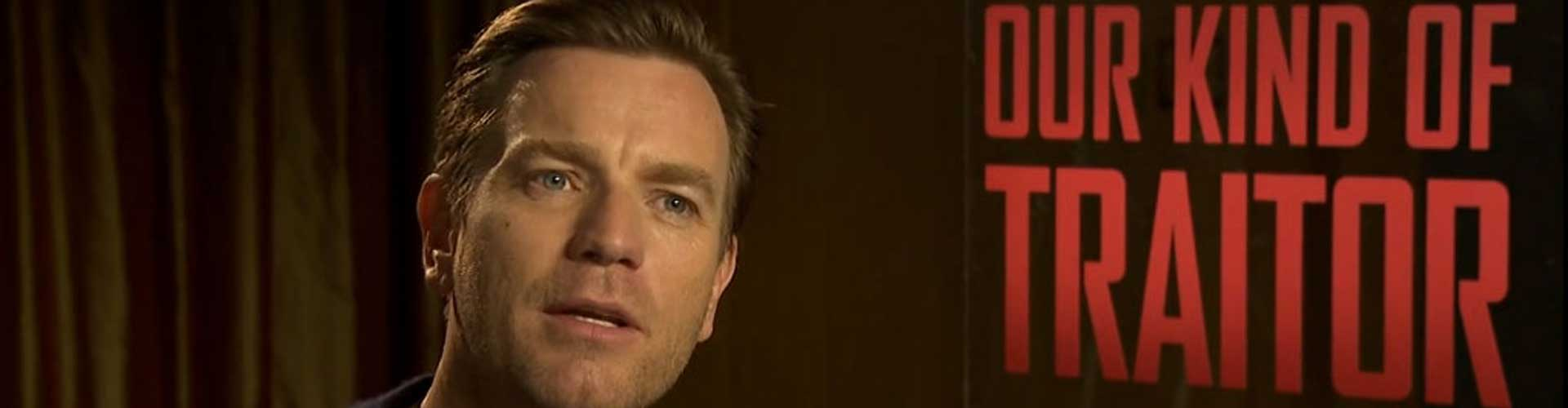 14 things you didn't know about Ewan McGregor