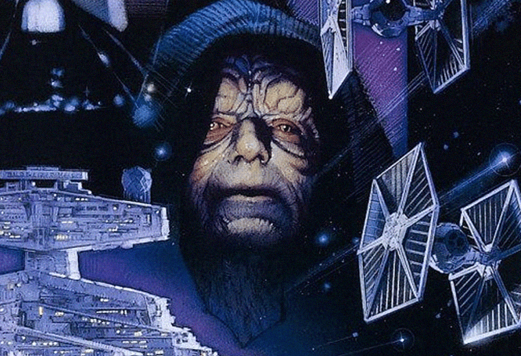 Emperor Palpatine was originally played by a woman