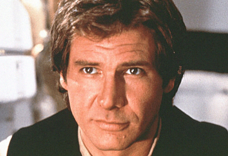 Han Solo was almost played by a newcomer