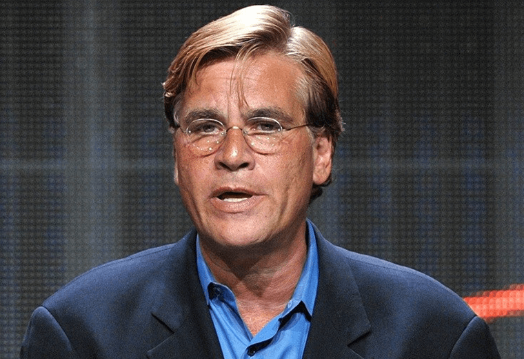 Steve Jobs screenwriter, Aaron Sorkin.