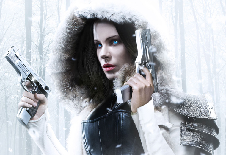 Ol' Blue Eyes is back, Underworld: Blood Wars - 3 Feb