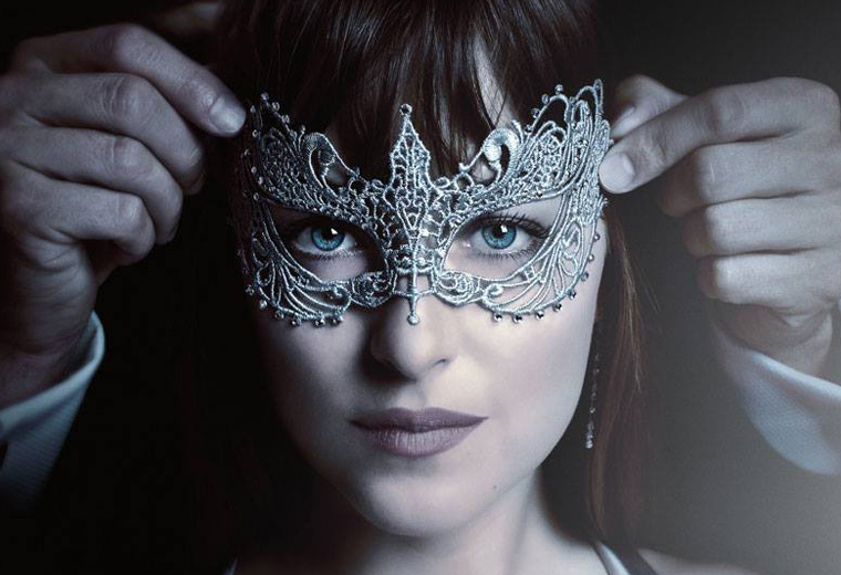 Laters, baby. Fifty Shades Darker - 10 Feb