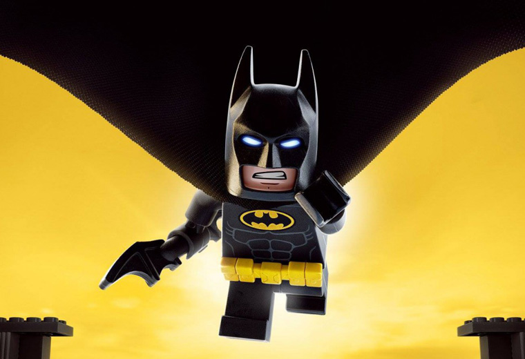 Always be yourself.  Unless you can be Batman, The Lego Batman Movie - 10 Feb