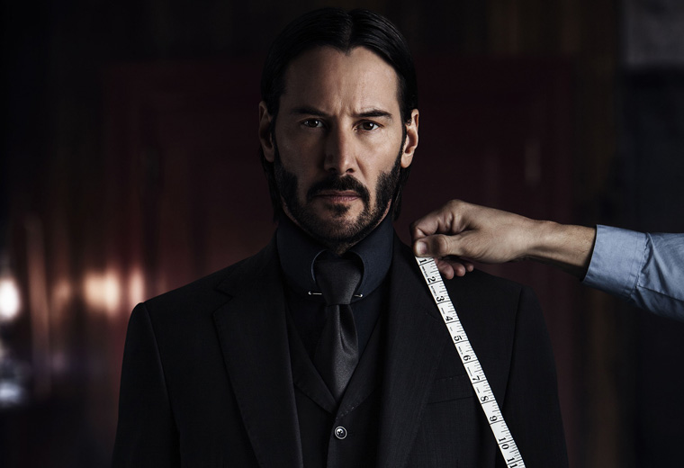 Some say the role of John Wick was tailor made for Keanu, John Wick: Chapter 2 - 17 Feb