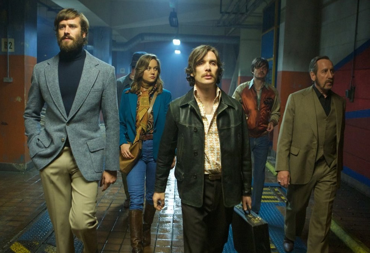 Cillian Murphy and co come in all-guns blazing, Free Fire - 31 Mar