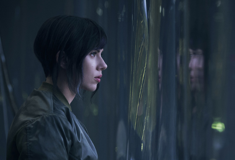 Do androids dream of electric sheep? Ghost In The Shell - 31 Mar