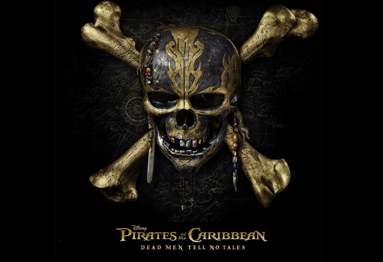 Jack is back! (This is not him) Pirates Of The Caribbean: Dead Men Tell No Tales - 26 May