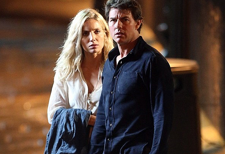 Tom Cruise goes t'Egypt, The Mummy - 9 Jun