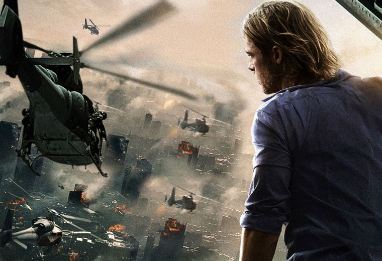Oh god, not again. World War Z 2 - 9 Jun