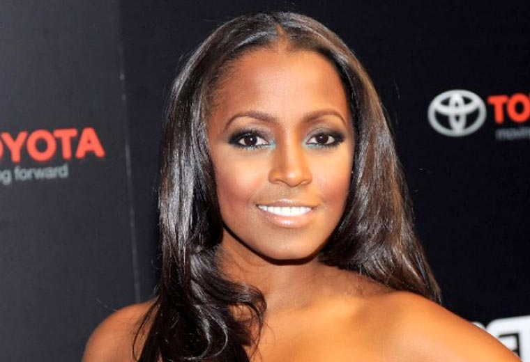 Keshia Knight Pulliam: posed for a lingerie spread in a lad's magazine in 2004.