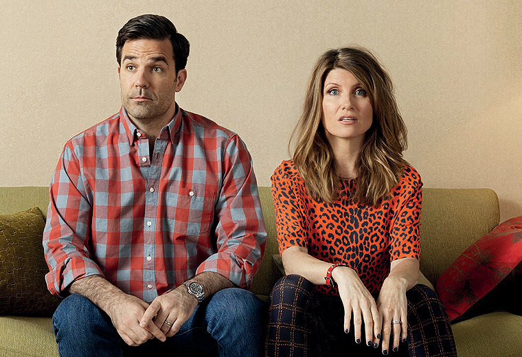 Catastrophe's guide to parenthood