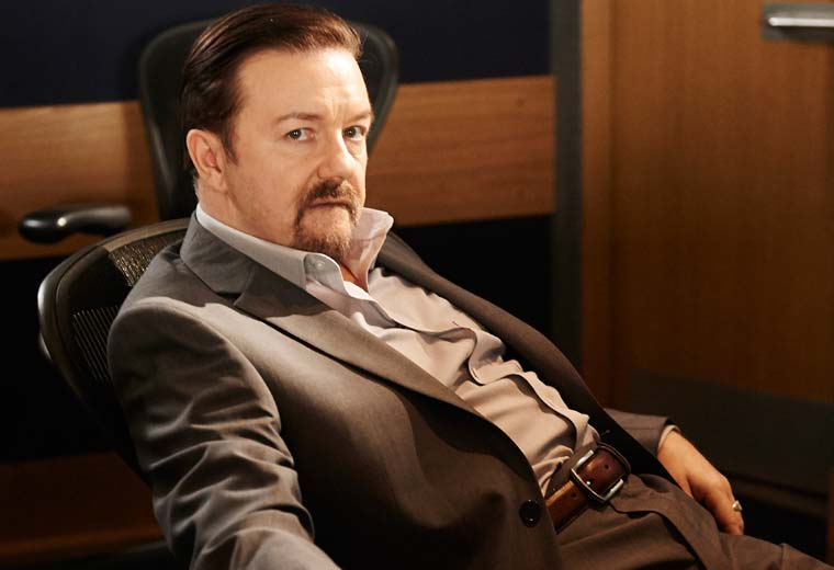 10 David Brent gifs for everyday use