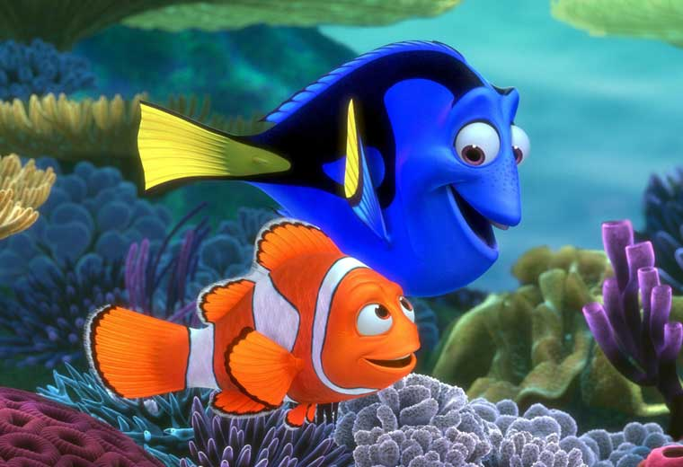 Watch Finding Nemo on Virgin Movies