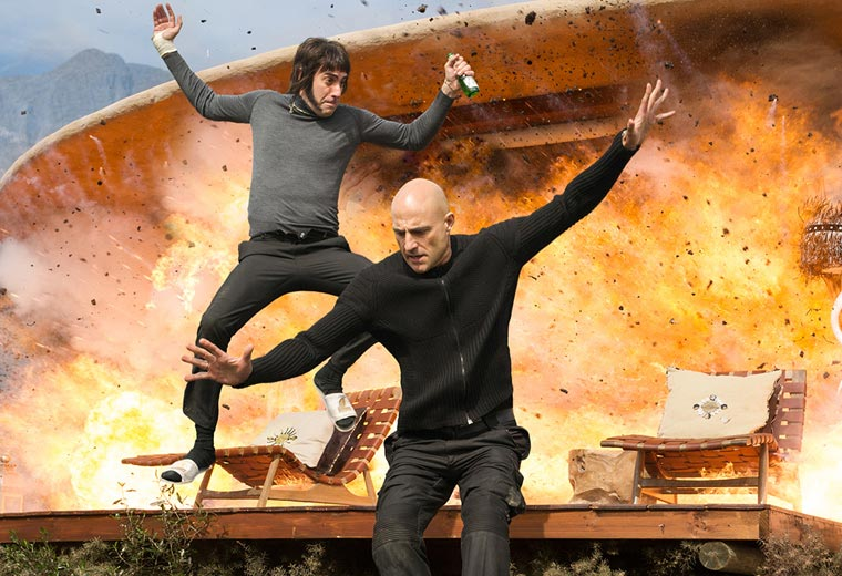 Do you see this? Do you see it? It's called a straight up boss!,The brothers Grimsby